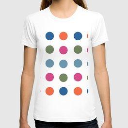 Colorful Regularity T-shirt