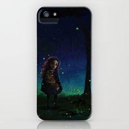Woodland Adventure iPhone Case