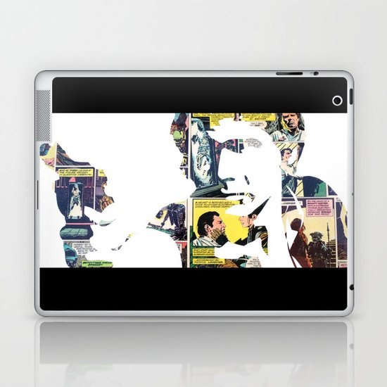 Han Shot First Laptop & iPad Skin