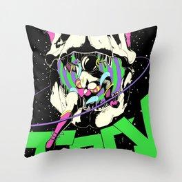 T-REX Color Throw Pillow
