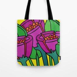 Mohrblumen (mohrflowers) Tote Bag
