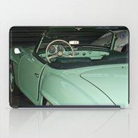 car iPad Cases featuring Car by Vlad&Lyubov