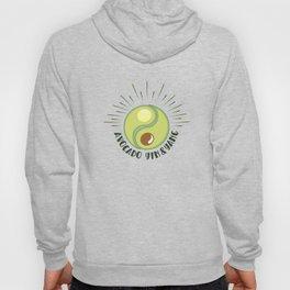 Avocado Yin&Yang Hoody