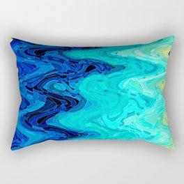 OCEAN MOOD Rectangular Pillow
