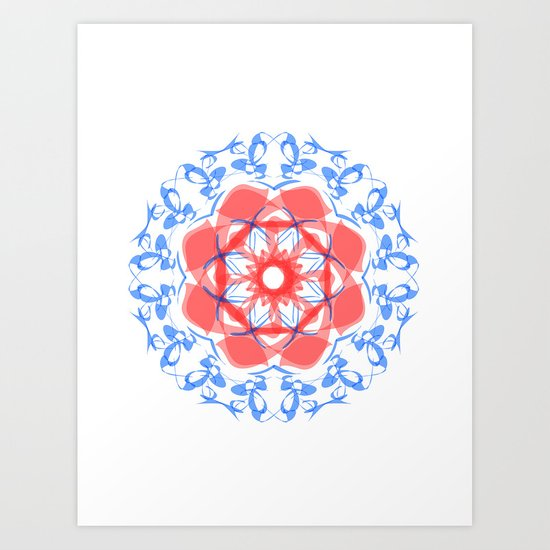 NIRODHA Art Print