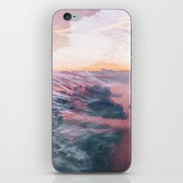 Wave of Passion iPhone Skin