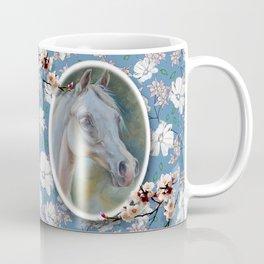 Spring Horse Coffee Mug