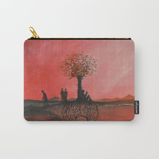 Track 3: Songs from the tree Carry-All Pouch