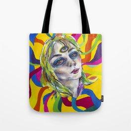 Amazing world of Kristin Tote Bag