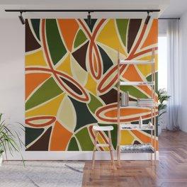 Sunflower Fever Wall Mural