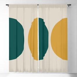 Lemon - Shift Blackout Curtain