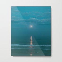 Tamarack Beach Metal Print