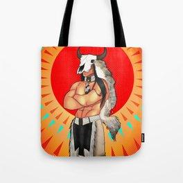 Spirit of Mischief Tote Bag
