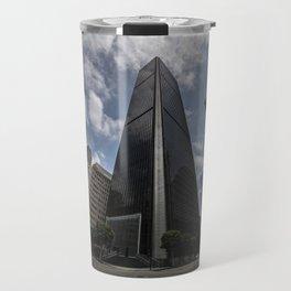 SkyScrapping Travel Mug