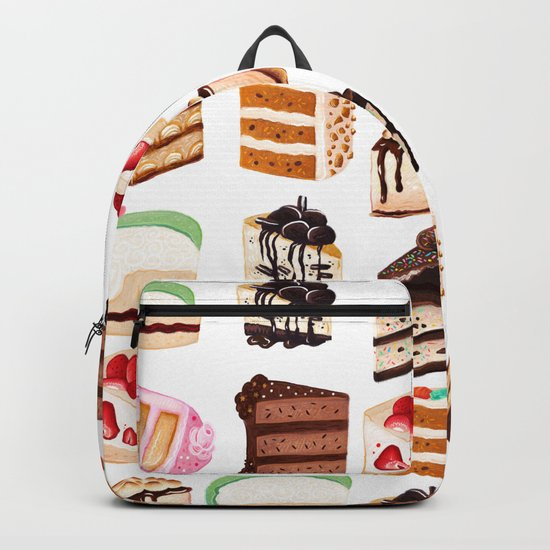 Yummy Cakes Backpack