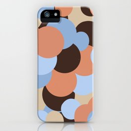 Abstract Patterns iPhone Case