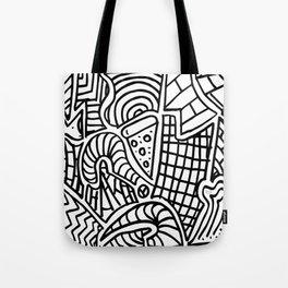 Zonabstrata Tote Bag