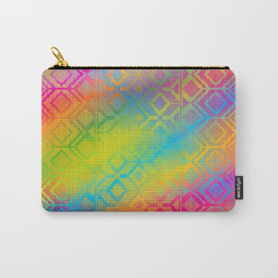 inca rainbow Carry-All Pouch