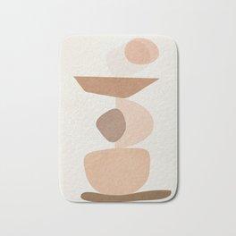 Balancing Elements II Bath Mat