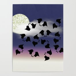 Batty Things Poster