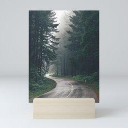 Forest Road Mini Art Print
