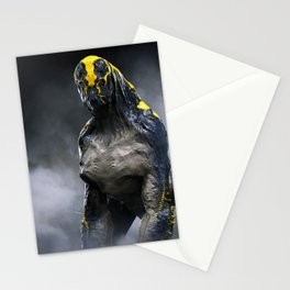 Abandoned Alien 01 Stationery Cards