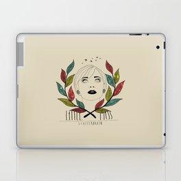 Little Miss Scatterbrain Laptop & iPad Skin
