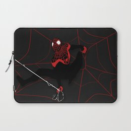 Ultimate Spider-man Miles Morales Laptop Sleeve
