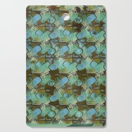 Polka Ice Fizz. Cutting Board