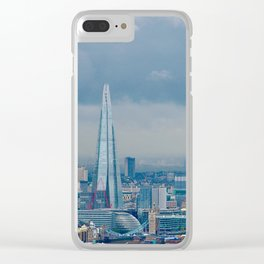 The Shard (1) Clear iPhone Case