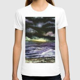 Lavender Waves T-shirt