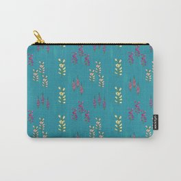 Foxglove love Carry-All Pouch