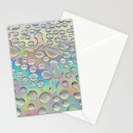 Pastel Drip Stationery Cards