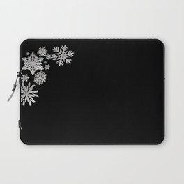 Snow Laptop Sleeve
