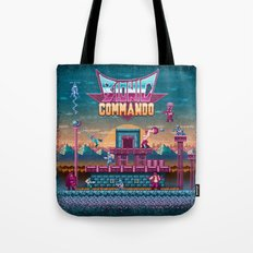 Commando Bionic Tote Bag