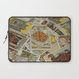 Tarot Cards Laptop Sleeve