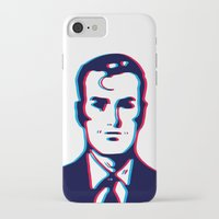 no face iPhone & iPod Cases featuring face by radiozimbra