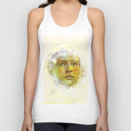It was once Marlon B. Unisex Tank Top