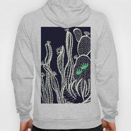 Cactus 72 black green Hoody