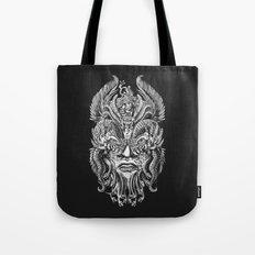Queztalcoatl Tote Bag