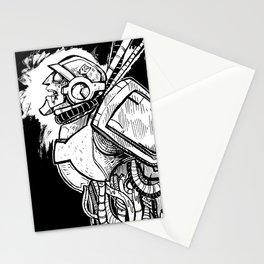 B&W FULCRUM Stationery Cards