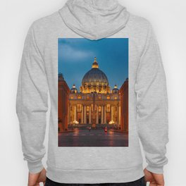 Papal Basilica of St. Peter in the Vatican Hoody