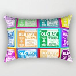 Old Bay Pop Art Rectangular Pillow