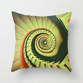 Got dizzy Throw Pillow