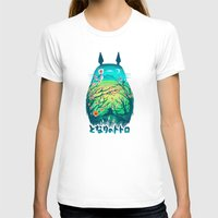 kawaii T-shirts featuring He Is My Neighbor by Victor Vercesi