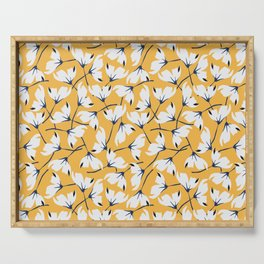 Flores de cerezo Serving Tray