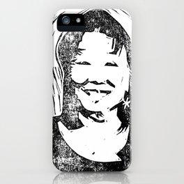 Eileen Stamp iPhone Case