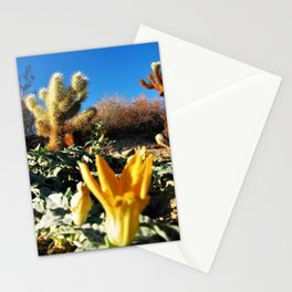 Joshua Tree National Forest Series 1 Stationery Cards