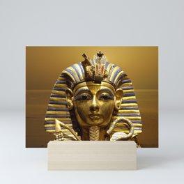 Egypt King Tut Mini Art Print