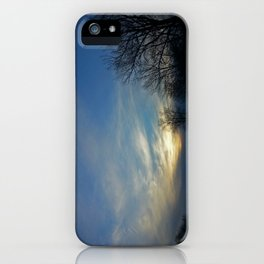 Skyview at Meadowview iPhone Case